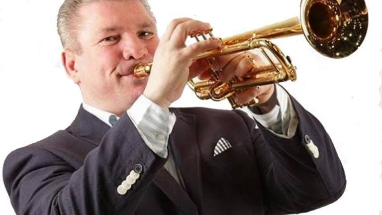 Trompettist Gerard