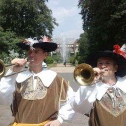Herauten trompettist