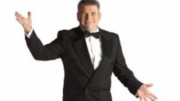 Presentator Gerard