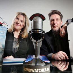 Presentator Rijswijk  (Zuid Holland)(NL) TrendWatcherTV, door Lieke en Richard Lamb