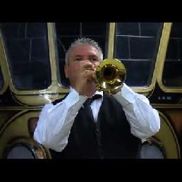 Brass trompettist