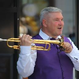 Trompettist Leersum  (NL) Trompettist & Saxofonist Gerard