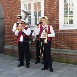 Old Town Swing Dutch dixieband 4 musici