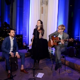 Band Amsterdam  (NL) Trio Tes