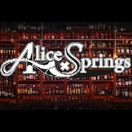 Alice Springs 4-mans formatie unplugged