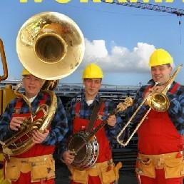 Band Deventer  (NL) Bouwvakkers Orkest