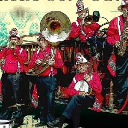Band Deventer  (NL) Brandweermannen orkest