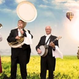 Band Deventer  (NL) Culinair Dixieland Orkest