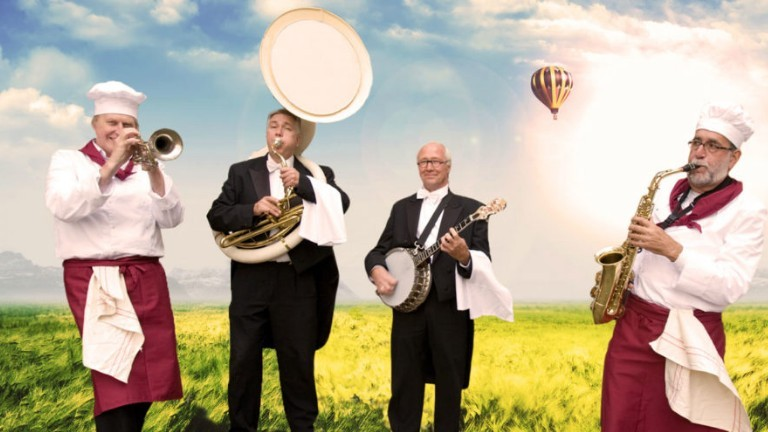 Culinair Dixieland Orkest