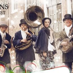 Band Deventer  (NL) Dickensorkest
