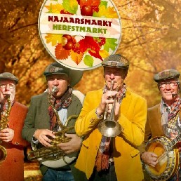 Band Deventer  (NL) Dixieland Herfstthema