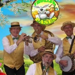 Band Deventer  (NL) Dixieland Paas Orkest