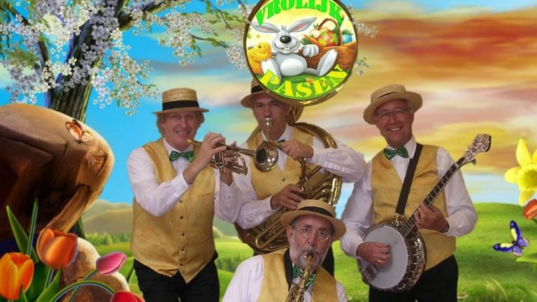 Dixieland Paas Orkest