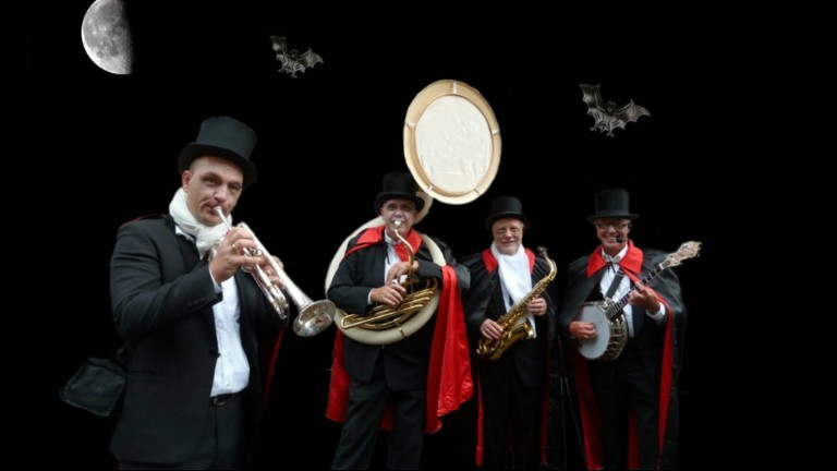 Halloween Dixieland Orkest