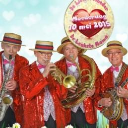 Band Deventer  (NL) Moederdag Dixie