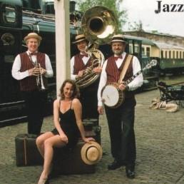 Band Deventer  (NL) New Orleans Dixieland