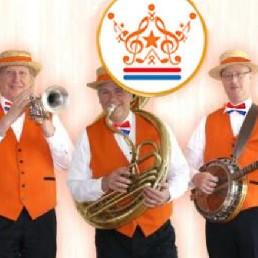 Band Deventer  (NL) Orange Dixieland Orchestra