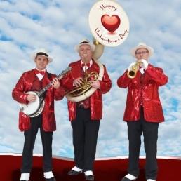 Band Deventer  (NL) Valentijns Orkest