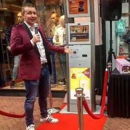 Presentator Westervoort  (NL) Presentator Sander Ketels