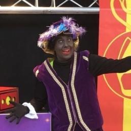 Kindervoorstelling Westervoort  (NL) Zwarte Piet Babello Sinterklaasshow
