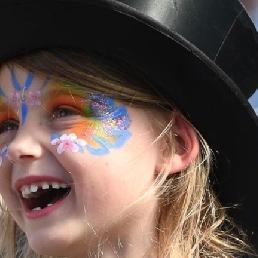 Kids show Westervoort  (NL) Children's show 'Different with Sander