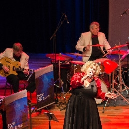 Band Haarlem  (NL) Jazz in je moerstaal