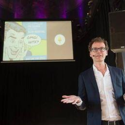 Speaker Zeist  (NL) Hoe je veel klanten trekt met online marketing