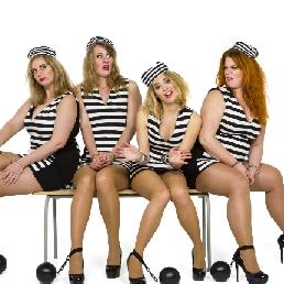 Cabaret Arnhem  (NL) De meiden van LOS - Muzikaal cabaret op maat