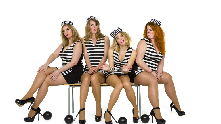 De meiden van LOS - Muzikaal cabaret op maat