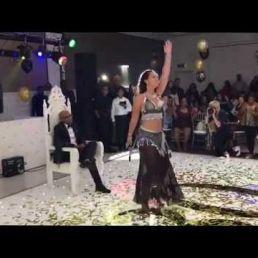 Buikdansshow 15 minuten - Adrijana