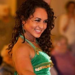 Dancer Rotterdam  (NL) Buikdansshow