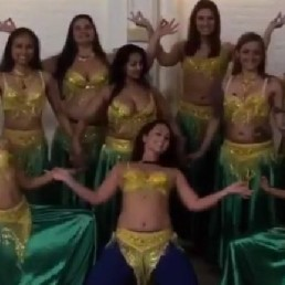 Trainer/Workshop Rotterdam  (NL) Belly dance workshop