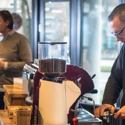 Trainer/Workshop Zeewolde  (NL) Barista Workshops tijdens events
