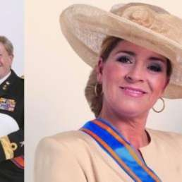 Actor Heinenoord  (NL) Koningin Maxima Look a Like