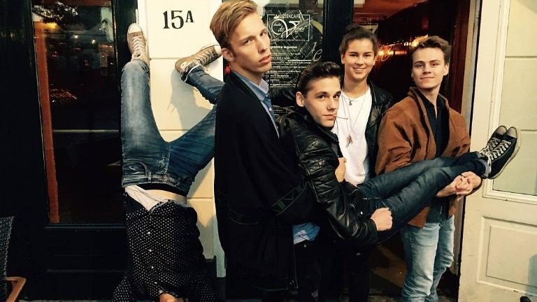 Dean and the Moonboys