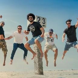 Band Amsterdam  (NL) Roots Palmera