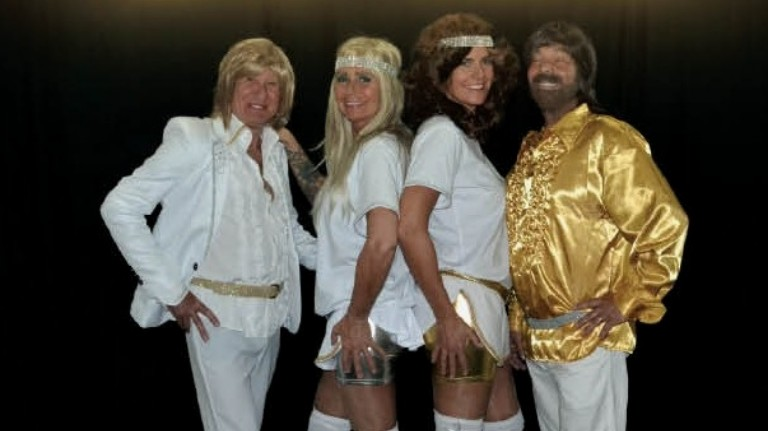 ABBA  TRIBUTE SUPER TROUPER
