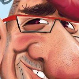 Artist Teteringen  (NL) Sneltekenaar Karikaturist