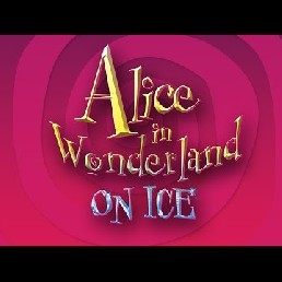 Event show Lemmer  (NL) Alice in Wonderland on Ice