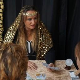 Fortune teller Rosmalen  (NL) Waarzegster Karina