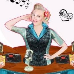 DJ Rosmalen  (NL) Miss Vynila DJ