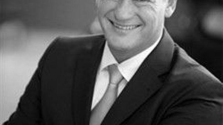 Presentator Jan-Willem van den Akker