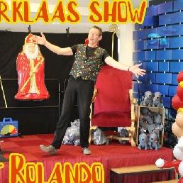 Kindervoorstelling Asten  (NL) Sinterklaas show op 1.5 meter
