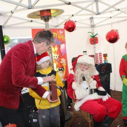 Kids show Asten  (NL) Kerstshow met Rolando