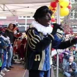 Kids show Asten  (NL) Piet Rolando liedjes show