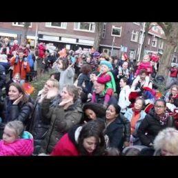 Piet Rolando liedjes show