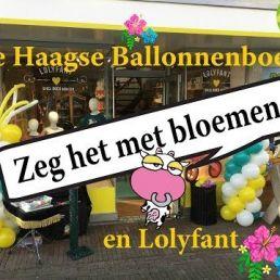 De Haagse ballonnenboer op 1.5 meter