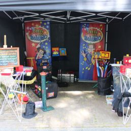 Kindervoorstelling Asten  (NL) Ballonnen show