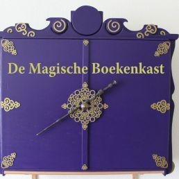 Magician Asten  (NL) De Magische Boekenkast