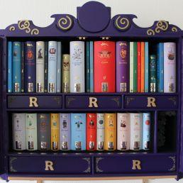 The Magic Bookcase